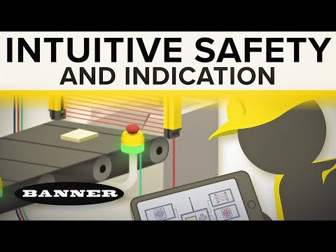 Intuitive Safety From Banner Engineering