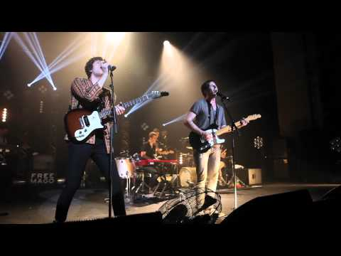 Foster The People (f/Luke of The Kooks) - Hold On (Alabama Shakes cover)
