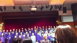 Junior Choir @ Afternoon Tea (kookaburra)