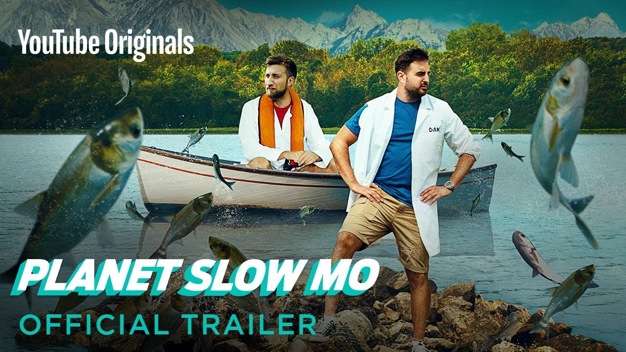 Planet Slow Mo - Official Trailer