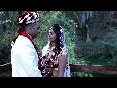 Riasha & Kavi Wedding Highlights