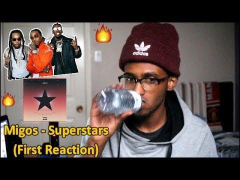 Migos - Superstars (First Reaction)