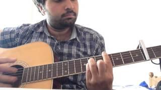 Download Hindi Video Songs - Oru Kari Mukilinu - Charlie - Guitar Cover