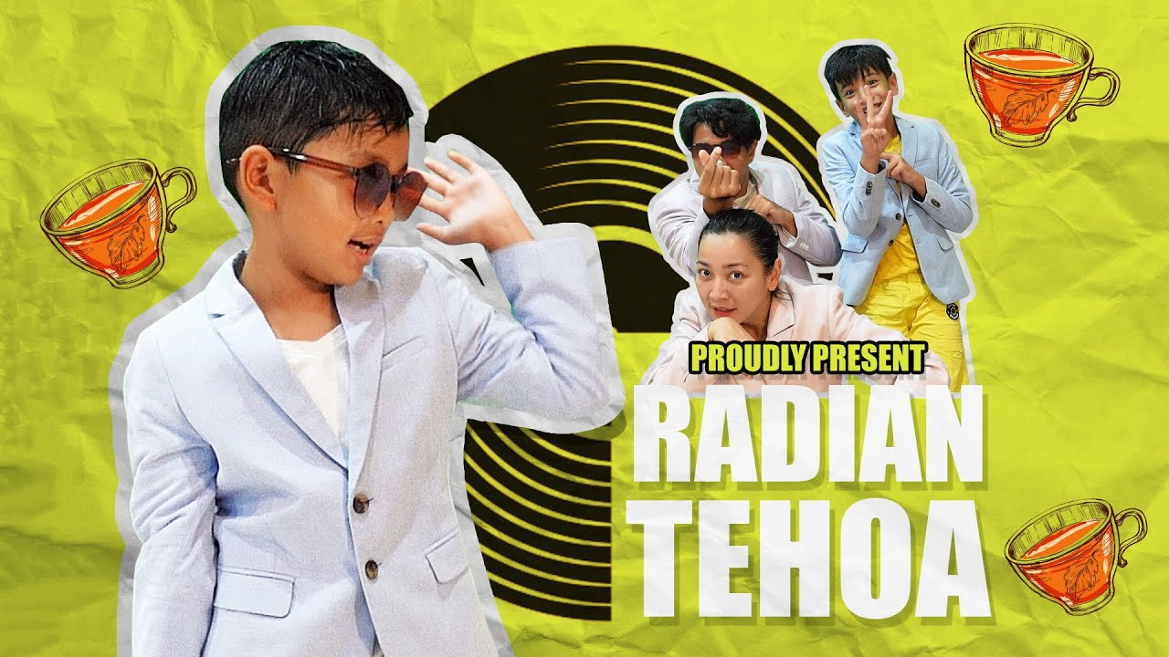 RADIAN Proudly Present - TEHOA ( Official Music Video )