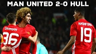 MANCHESTER UNITED 2-0 HULL CITY | REVIEW | LIVERPOOL SMASHING TIME!