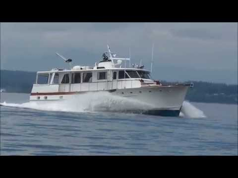 Trumpy Yachts Youtube
