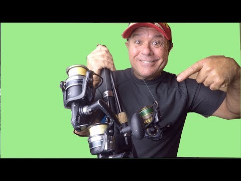 What Size Saltwater Spinning Reels I Use And Why (Rods, Fishing Line Too)