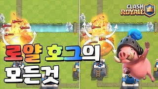 로얄 호그의 모든것! (Everything About Royal Hogs) [클래시로얄-Clash Royale] [June]