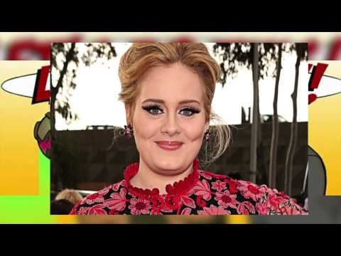 18. Let's Do This!!! - Adele Is A Sexy Beast