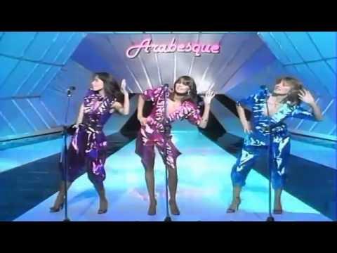 Arabesque 1979 2 Peppermint Jack