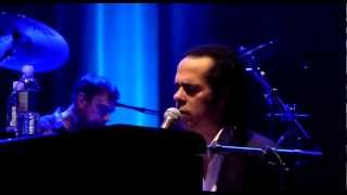 """Nick Cave & The Bad Seeds, """"People Ain't No Good"""", Chicago Theatre, Chicago, 2013"""
