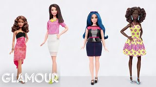 Barbie Fans React to Her New Look | Glamour