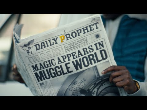 Harry Potter: Wizards Unite | Launch Trailer