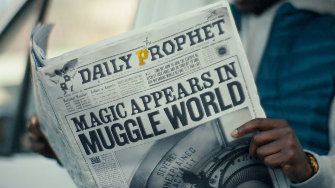 Grab Your Wand: 'Harry Potter: Wizards Unite' Launches