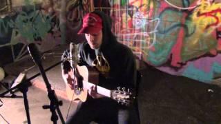 """Spite"" - Matt Evans (Old Flings) : Wood Circle Sessions"