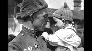 Лучшая песня о Великой Отечественной войне 1941-1945 годов(Враги сожгли родную хату....)
