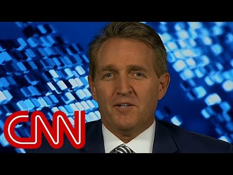 Flake: I'm not comparing Trump to Stalin