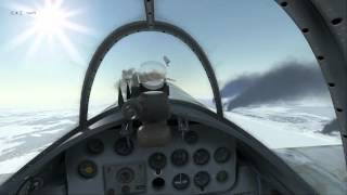 IL-2 Sturmovik: BoS - LaGG-3 slow motion sound