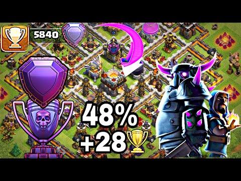 Th11 Trophy/Farming Base 2018 | BEST Th11 Defensive Legend Base 2018 w/PROOF | Clash of Clans