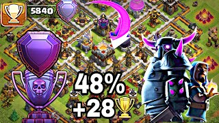 Th11 Trophy/Farming Base 2018 | BEST Th11 Defensive Legend Base 2018 w/PROOF | Clash of Clans