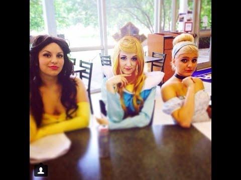 Mean Girls Parody (Disney Princesses)
