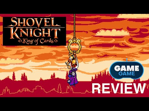 Shovel Knight: King Of Cards review - the best Shovel Knight yet? (Nintendo Switch)