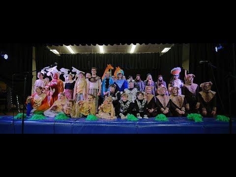 Hodgdon Maine Middle | High School Musical | Lion King Jr 2018