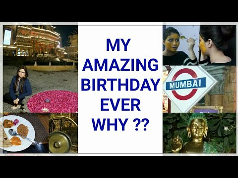 Surprise Birthday Vlog- How i Celebrate My This B'day