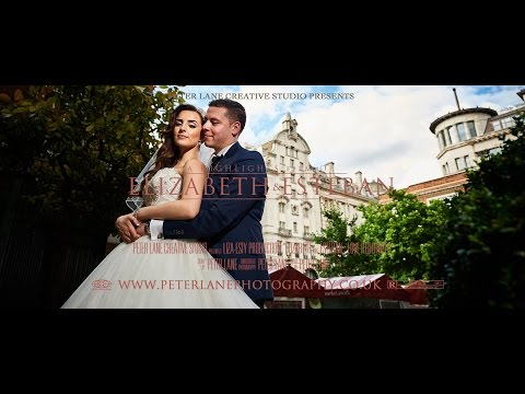 Le Meridian, London - Colombian/Greek Wedding Highlights (extended) by Peter Lane Creative Studio