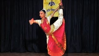 Bharatanatyam (Indian Classical Dance): Rashmi Ravishankar