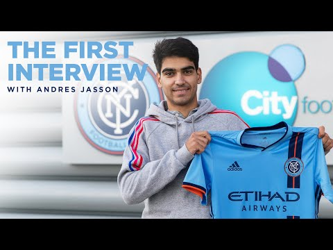 ANDRES JASSON | THE FIRST INTERVIEW