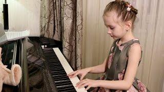 Жить в твоей голове (cover ЗЕМФИРА) Виктория Викторовна 8 лет.