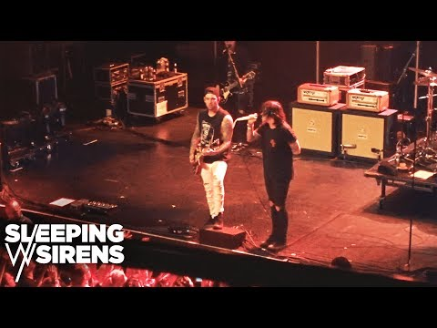 LIVE | Sleeping with Sirens - If I'm James Dean, You're Audrey Hepburn | 2017 Netherlands
