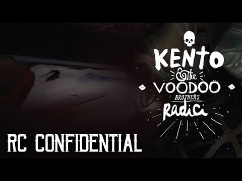 Kento & The Voodoo Brothers - RC Confidential