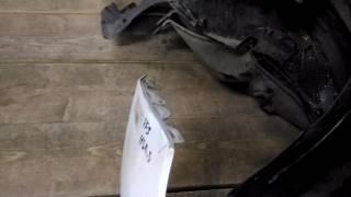 видео бампер передний форд фокус