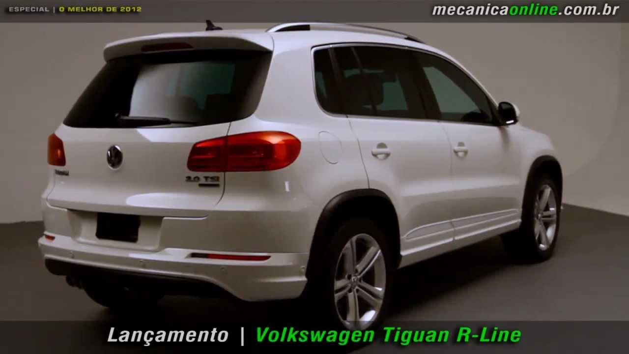volkswagen tiguan r line youtube. Black Bedroom Furniture Sets. Home Design Ideas