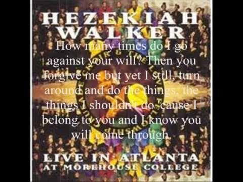 Calling My Name by Bishop Hezekiah Walker and the Love Fellowship Crusade Choir