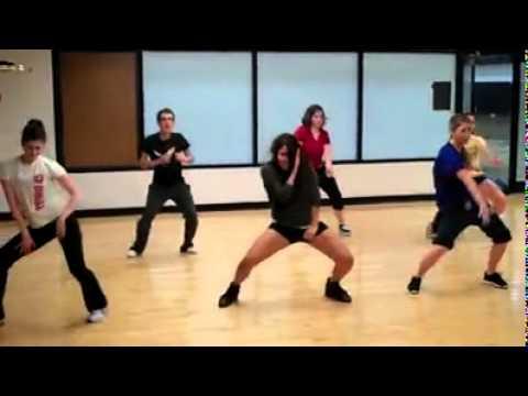 Missy Elliot-Shake it like a Pom Pom Choreography(cute girls)