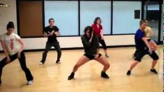 Missy Elliot-Shake it like a Pom Pom Choreography(cute girls)