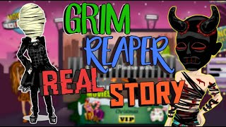 MSP//GRIM'S REAL STORY!! MSP'DE YAŞANAN HACK SALDIRILARI! #2 GRIM'İN HİKAYESİ«