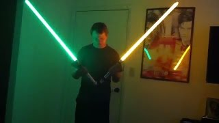 Ultrasabers Archon v3.1 versus Saberforge Exhalted champion thumbnail