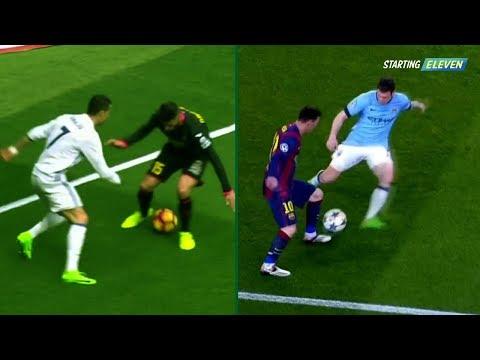Perbedaan Cristiano Ronaldo Dengan Lionel Messi Yang Harus Kamu Ketahui ● Starting Eleven