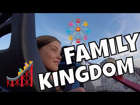 FAMILY KINGDOM MYRTLE BEACH SOUTH CAROLINA!