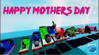 Thomas and Friends Thomas the train Best Moments Compilation KidsVideos Roblox Accidents Will Happen