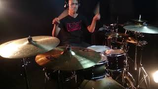 Omelette - Persahabatan (Virtual Drumming Sound)