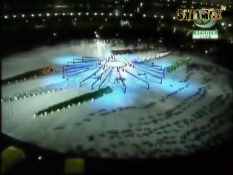 Shiamak Choreographs Common Wealth Games 2006 Melbourne