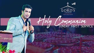 Sunday First Service Live || The Lord's Church || 1st March 2020