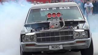 Gambar cover V8 Hearse Burnout - MORG  - Hampton Downs Motorsport Park 2011