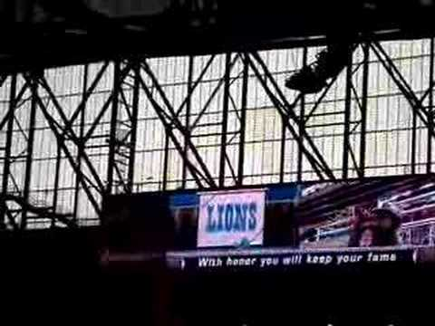Lions' Fight Song