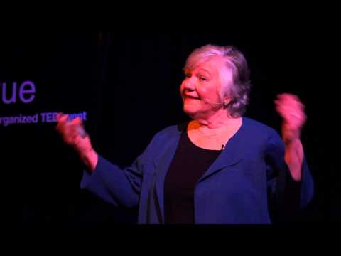 Biophysicist discovers new life after death: Joyce Hawkes at TEDxBellevue